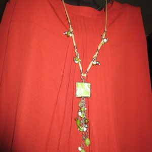 Coldwater Creek Necklace, long